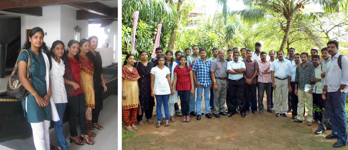 Annual Meeting 2012 @ The Raviz Resort, Kollam