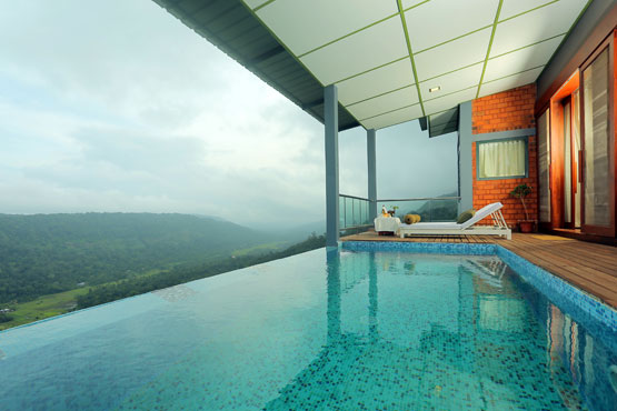 Luxury Honeymoon with Private Pool 2