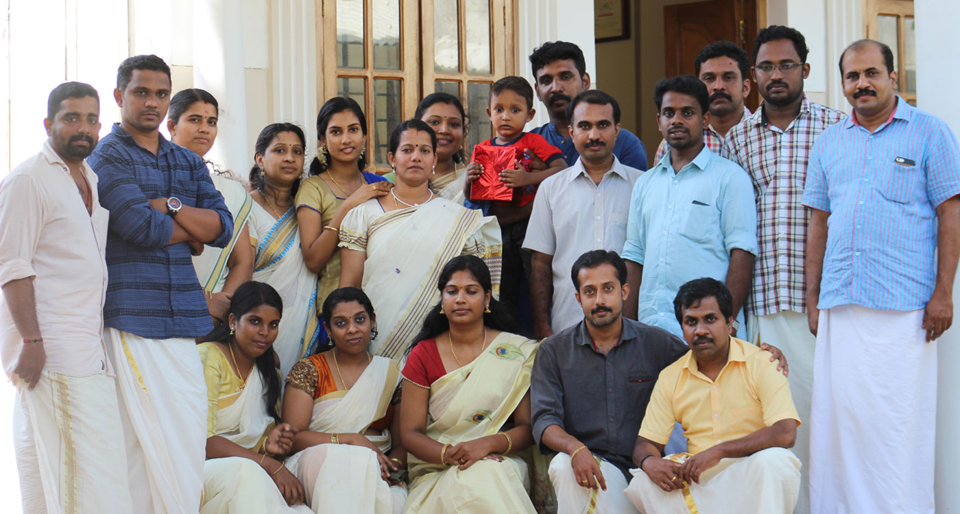 Onam 2016 - Travel Planners Team