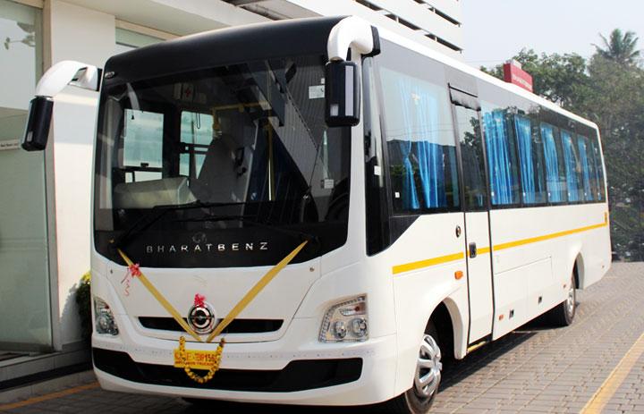 Tour Bus Price